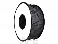 Dyfuzor Reporterski RING ROUND FLASH SOFTBOX 45cm
